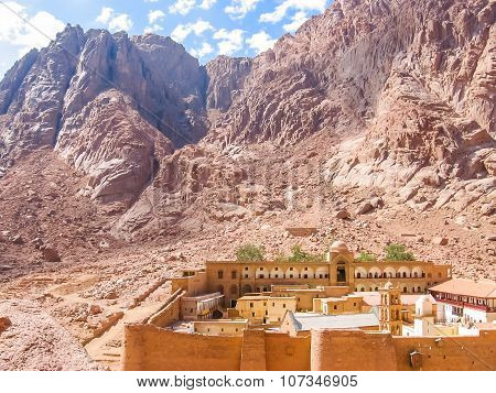 Monastery of St. Catherine Egypt