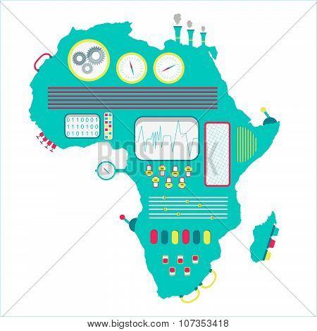 Africa Machine