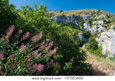 Pantalica Landscapes
