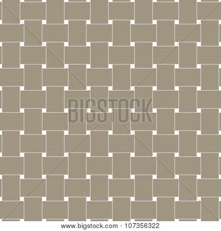 Rattan style weave texture pattern