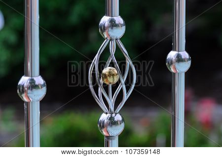 Stainless Fence.