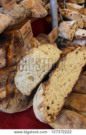 Crusty French Bread (boule De Campagne)