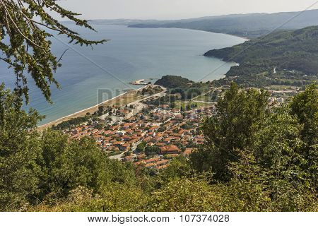 Stratoni, Chalkidiki, Central Macedonia, Greece