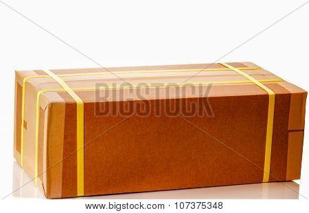 Brown Packing Box