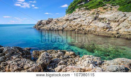 Sea Landscape Salou