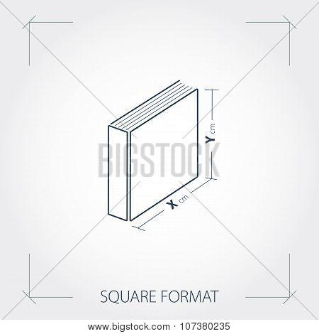 Icon Of Square Format Photobook
