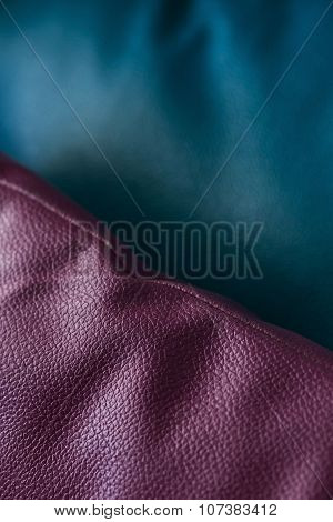 Leather Of Pillow