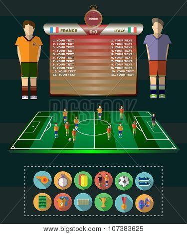 Soccer Match Statistics