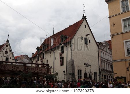 Tallinn. Estonia