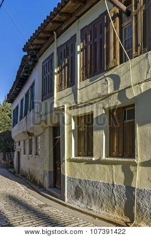 street in the castle of Ioannina, Epirus