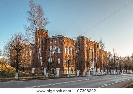 Pereslavsky man's gymnasium