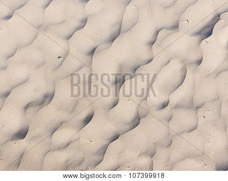 Bright Yellow Sand