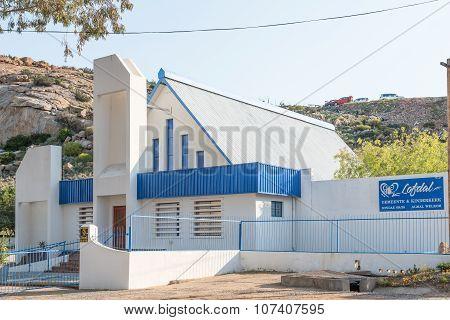 Lofdal Church In Springbok