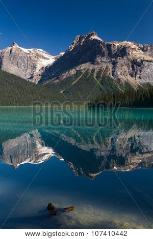 Beautiful Emerald Lake