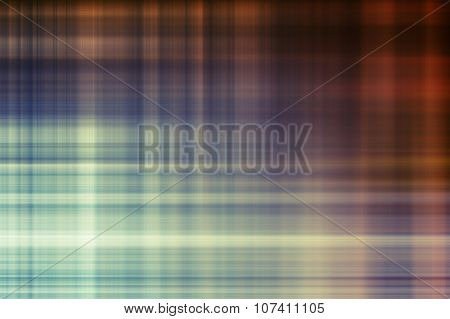 Abstract Art Background With Gradient Intersection
