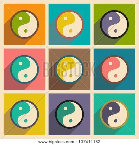 assembly yin yang symbol of harmony
