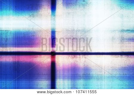 Abstract Digital Background With Gradients