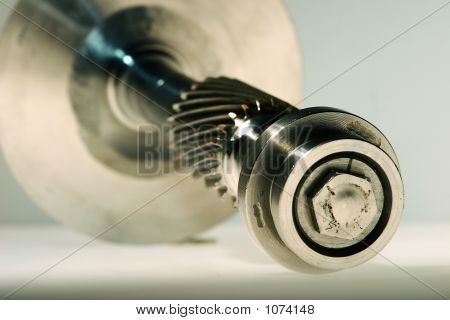Precision Engineered Turbine