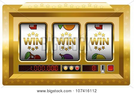 Win Slot Machine Gold