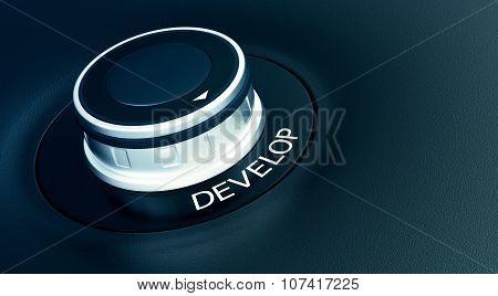 Concept Of Develop
