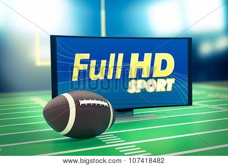 Sport On Full Hd Format