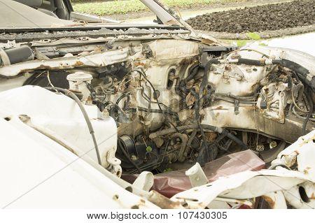 Car Wreck Crash Crush Die Collision Drunk Damage Fix Loss
