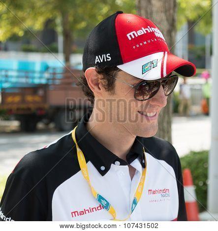 Bruno Senna, Formula E - Putrajaya ePrix, Malaysia, 2015