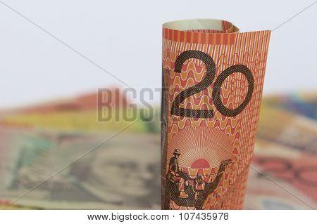 Australian 20 Dollars