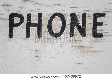 Phone text