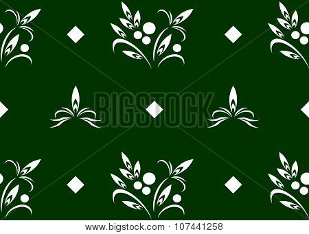 background leaves.