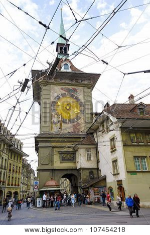 Bern, The Clock Tower, Switzerland