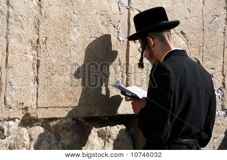 At The Wailing Wall