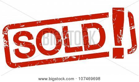 Red Stamp Sold!