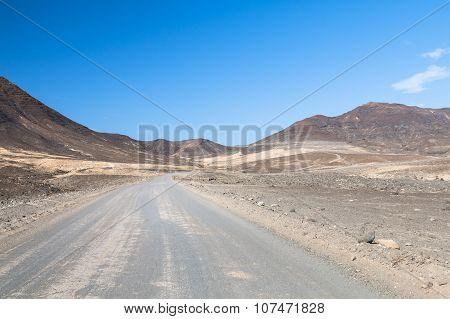 Southwest Road, Fuerteventura