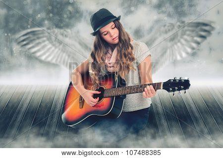 Singing Angel.