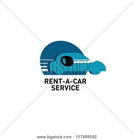 Car Rental Logo.