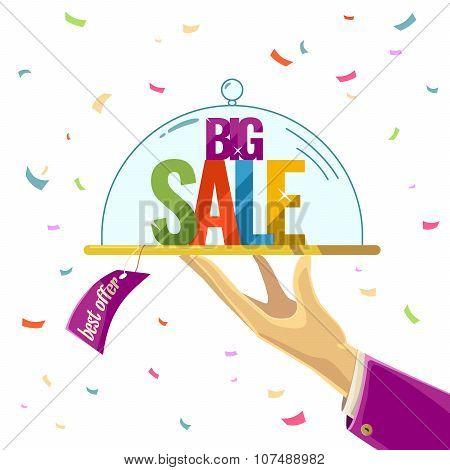 Best Offer. Big Sale.