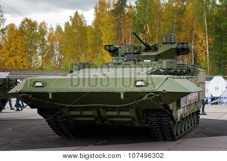 The Tank T-15 Armata