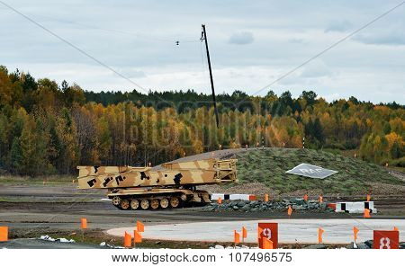 Armored Vehicle Launched Bridge Mtu-72