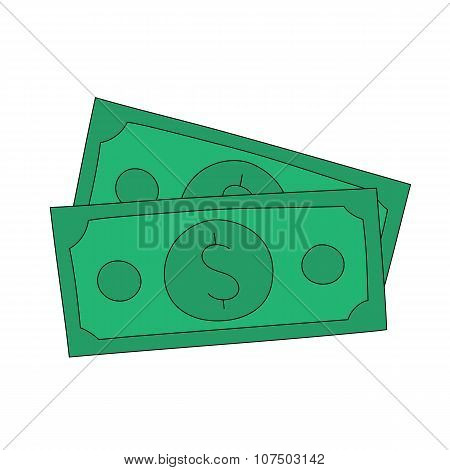 vector dollar notes