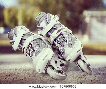 Inline Skate.
