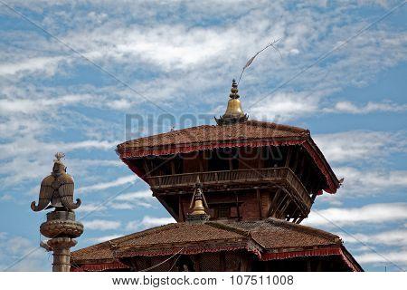 Lalitpur Durbar Square Architecture Details