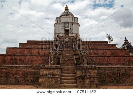 Fasidega Temple In Bhaktapur