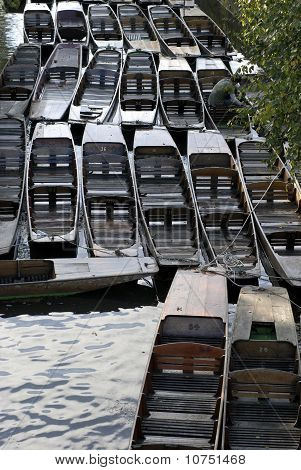 Oxford River Boats