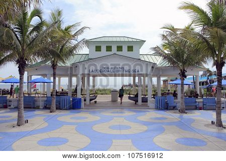 Lauderdale By The Sea Pavilion