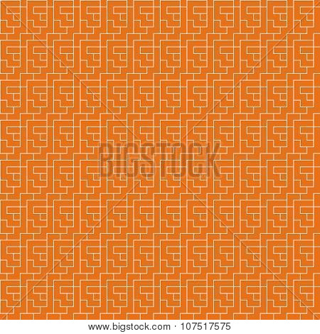 Repeating Geometric Background. Vector Seamless Pattern.