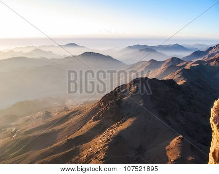 Mount Sinai backlight