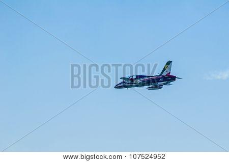 Frecce Tricolori  Airshow