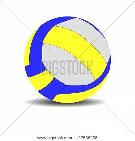 Volleyball sport ball