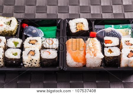 Small Sushi Boxes